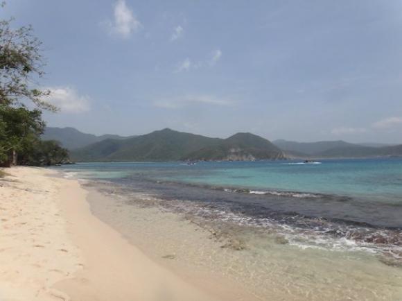 10) Playa Cristal en Santa Marta, Colombia. Foto: TripAdvisor