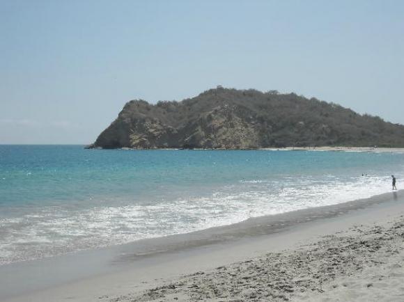 9) Playa de los Frailes, Ecuador. Foto: Tripadvisor