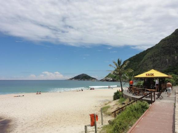 8) Prainha Beach, Rio de Janeiro, Brasil. Foto: Tripadvisor