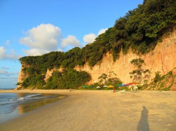5) Bahía de los Deflines, Pipa, Brasil. Foto: Tripadivsor