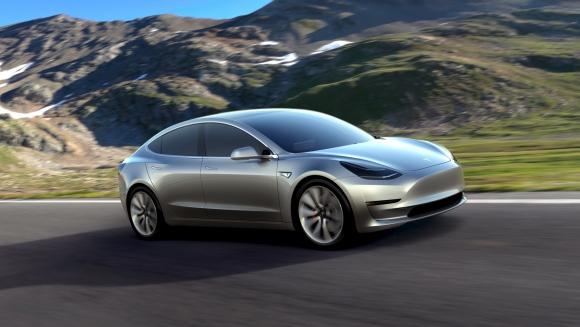Model 3. El último auto eléctrico de Tesla apunta a convertirse en el primero de alcance masivo del mundo. (Foto: Reuters)