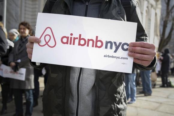 Airbnb lleva años de conflictos con el estado de Nueva York. Foto: Reuters