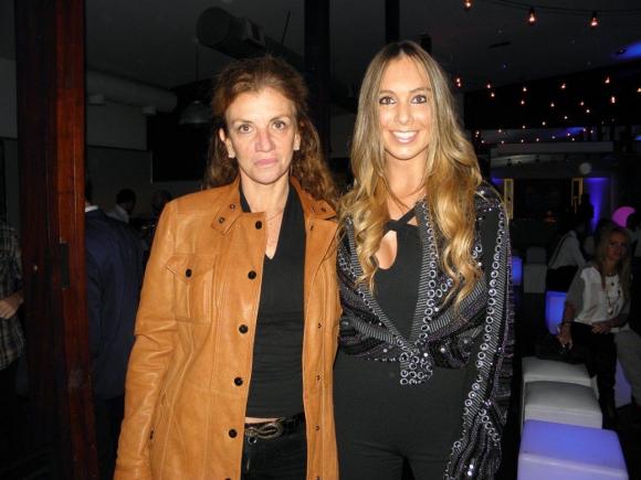 Beatriz Manaro y Luli Cardarello.