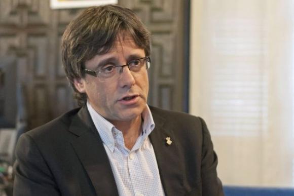 Carles Puigdemont será el sustituto de Artur Mas al frente de Cataluña. Foto: EFE.