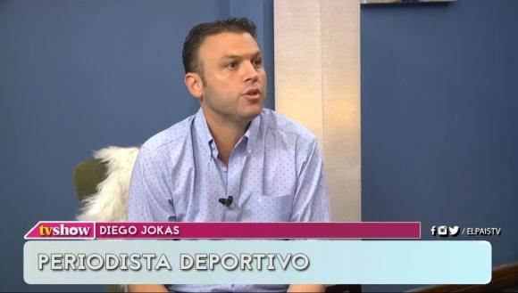 Diego Jokas. Foto: captura