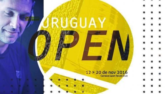 Picon este viernes en el Uruguay Open