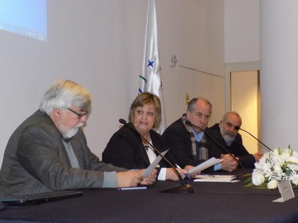 Eduardo Bonomi, Liliam Kechichian, Ernesto Murro, Wilson Neto.