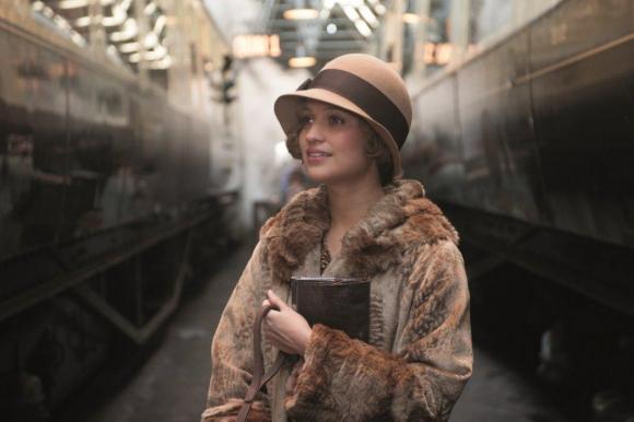 La actriz sueca pisa fuerte en la carrera por el Oscar de Reparto.