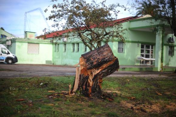 El estado prevén inyectar tecnología y formación a meteorología uruguaya. Foto: F.  Ponzetto
