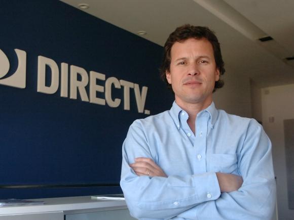 Pablo Etcheverry, CEO de DirecTV, es ingeniero agrónomo.