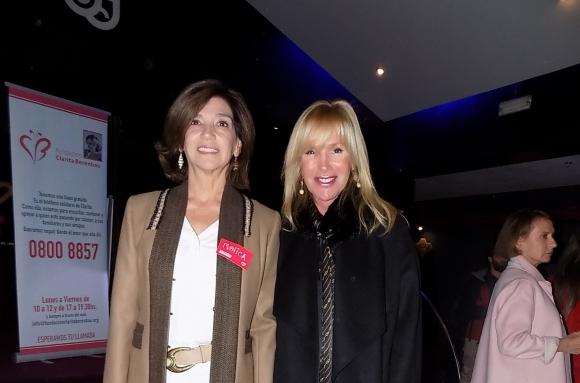Mónica Baudson, Alicia Fernández.