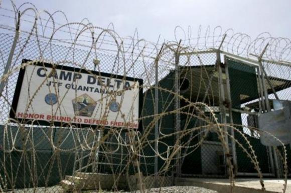 El exterior de Campo Delta en cárcel de Guantánamo. Foto: Reuters