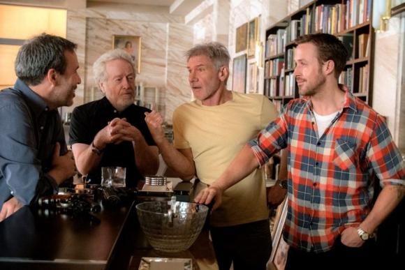 Blade Runner 2049. Foto: Difusión