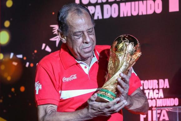 Carlos Alberto falleció a los 72 años. Foto: EFE