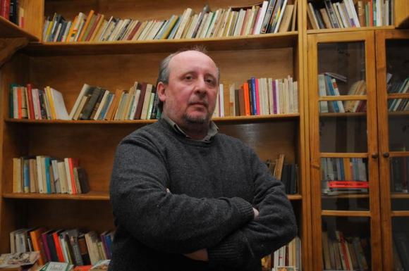 Amir Hamed, enojadísimo. Foto: archivo El País