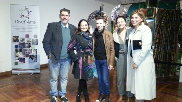 Bruno Tripodi, Natacha Ruth, Javier Ramírez, Macarena Fernández Bonino, Viviana Polzoni.