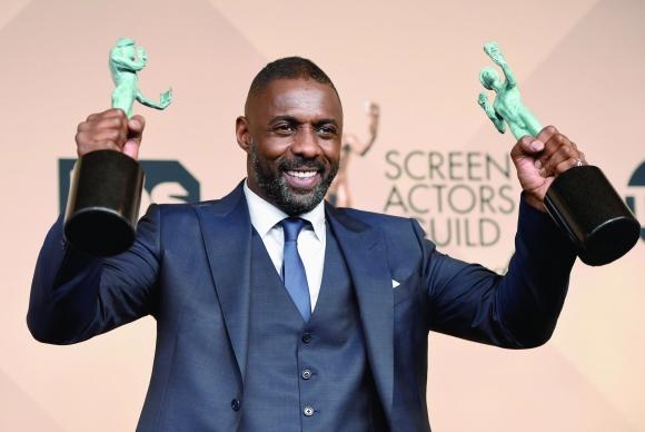Viene de ganar dos premios del Sindicato de Actores, uno en TV y otro en cine.