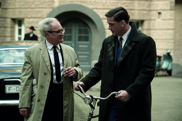 Un fiscal empeñado en identificar a los nazis que seguían impunes.