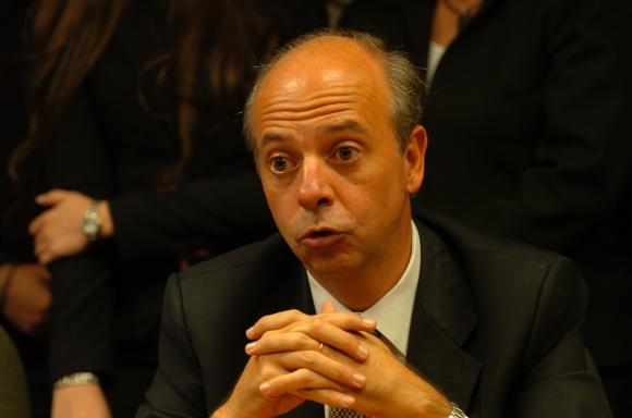 Javier García. Foto: Archivo El País