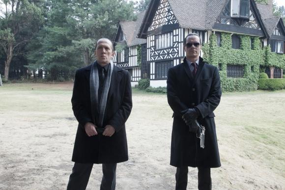 Mano derecha y asesino a sueldo juntos en una nueva temporada.