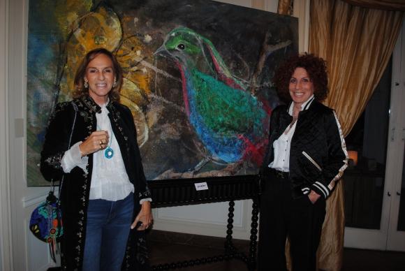 María Elena Lohigorry, Mercedes Vargas.