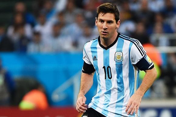 Lionel Messi será ausente en Argentina