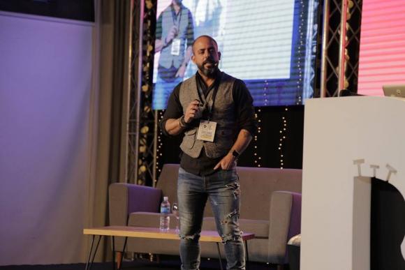 Ignacio Zuccarino, Head of creative The Zoo Google