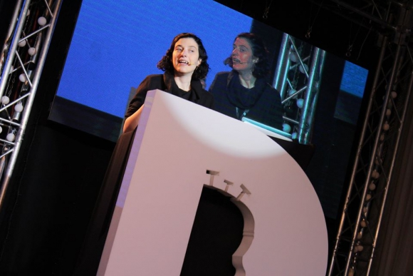 Laura Visco, Directora creativa en 72andSunny Ámsterdam (Golanda)
