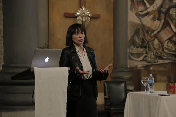 Eva Santos, Directora general creativa de Proximity (España)