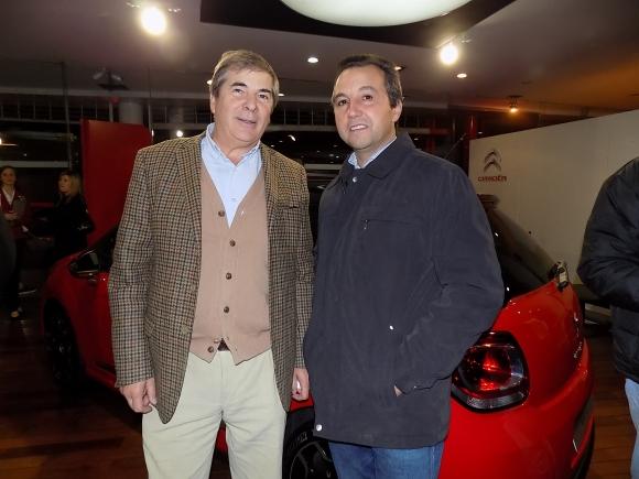 Eduardo Assandri, Fredy Balbi.