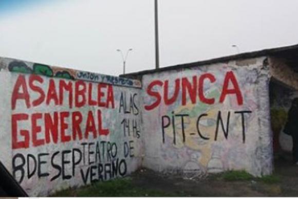 Mural pintado por el Sunca en San José. Foto: Unión y Respeto Hip-Hop Crew.