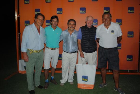 Juan Manuel Ortíz, Igancio Paullier, Omar Rey, Marcos Martins, Guillermo Sánchez Saravia.
