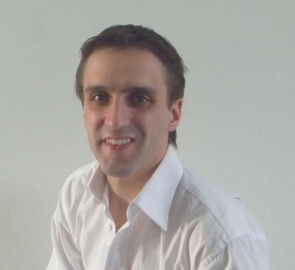 Dani Vianna. CEO de Inversionate (Foto: Gentileza Dani Vianna)