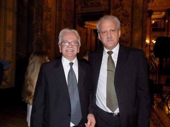 Mario Darino, Claudio Melloni.