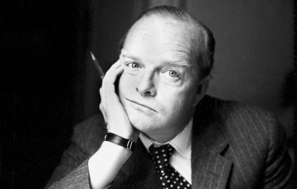 Truman Capote. Foto: Difusión