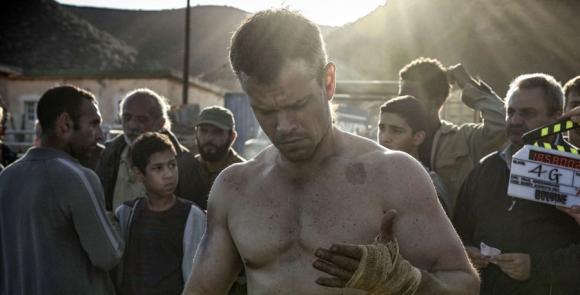 Violencia: Matt Damon vuelve como el agente Jason Bourne. Foto: Difusión