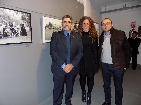 Bruno Tripodi, Danila Mazzarelli, Carlos Varela.