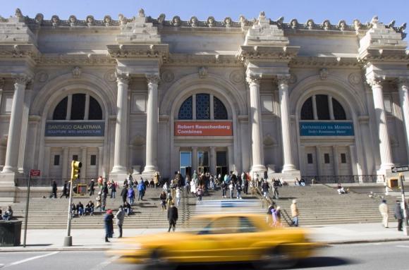 El MET uno de los museos más emblemáticos. Foto: Archivo El País