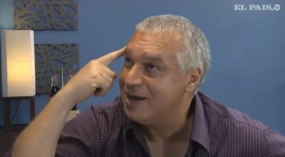 Nery Pinatto en Tv Show.