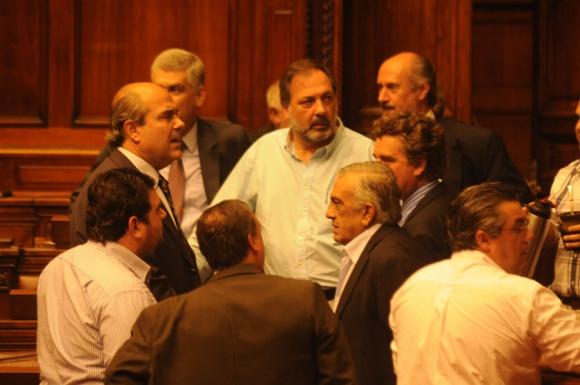 Capitalización de Ancap en Diputados. Foto: F. Flores