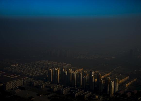 Primer premio asuntos cotidianos WPP. La ciudad de Tianjin en el norte de China del fotógrafo Zhang Lei  Foto: vía Reuters.