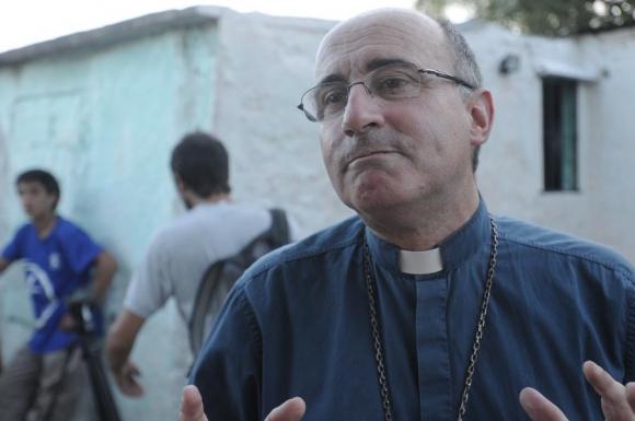 Daniel Sturla estuvo en una actividad pastoral en Jardines del Hipódromo. Foto: A. Martínez