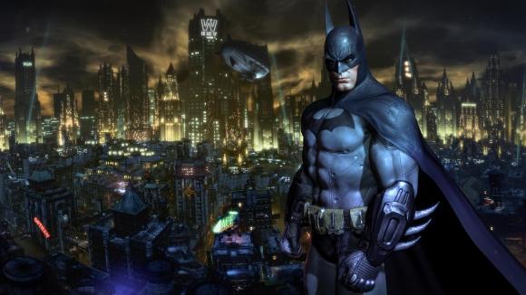 Batman o Bruce Wayne vive en una ciudad oscura y llena de criminales.