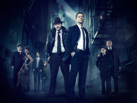 <i>Gotham </i>es la serie de Warner Channel que cuenta la adolescencia de Batman.