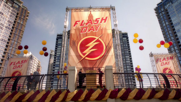 Central City es la ciudad en la que transcurren los días de Flash.
