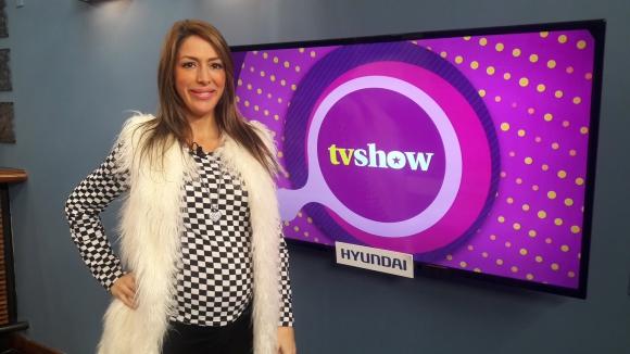 Sol Bauzá en Tv Show.