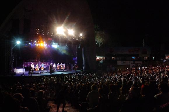 Carnaval en el Teatro de Verano. Foto: A. Colmegna