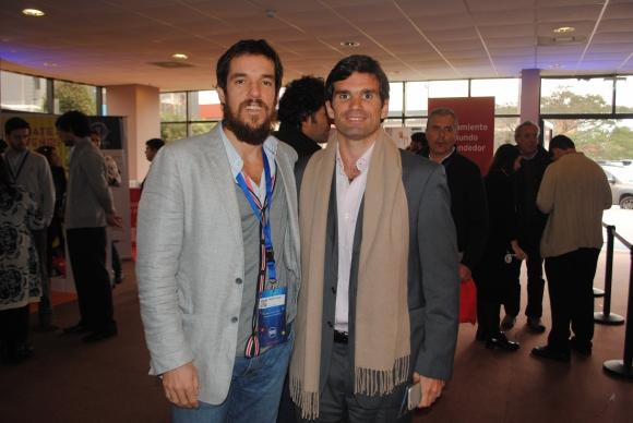 Alejandro Laborde, Carlos Estapé.