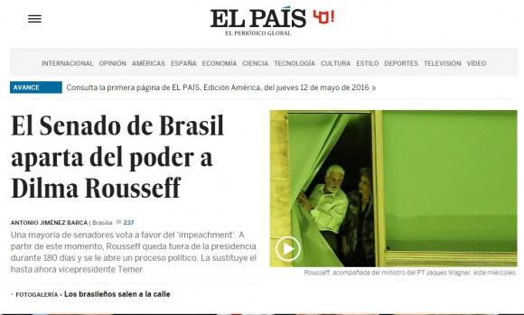 El País, España.