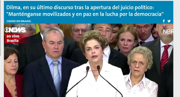 La Nación, Argentina.